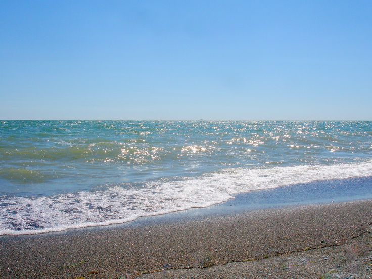Campers Cove Campground Beach #LakeErie #WheatleyON