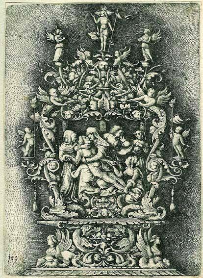 Оригинал взят у marinni в Daniel Hopfer (1470 - 1536).Гравюры. Daniel Hopfer был современником величайших художников в истории Германии - Лукаса Кранаха, Ганса Гольбейна и Альбрехта…