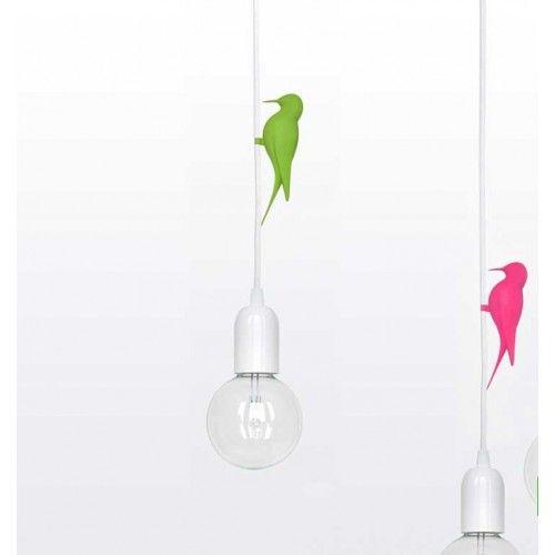 Afbeeldingsresultaat voor lamp met vogel