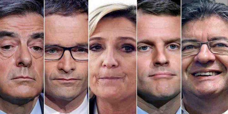 """Top News: """"FRANCE POLITICS: 2017 Presidential Election Results: What You Need to Know Now"""" - http://politicoscope.com/wp-content/uploads/2017/04/France-Election-2017.jpg - Emmanuel Macron of the centrist En Marche! party leads in the first round of the presidential elections in France , a projection shows. Marine Le Pen of the National Front finished the tight race second.  on World Political News - http://politicoscope.com/2017/04/23/france-politics-2017-presidential-electio"""
