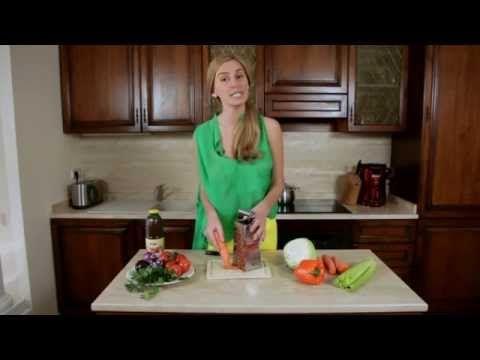 Суповая диета: рецепт простого диетического супа из сельдерея