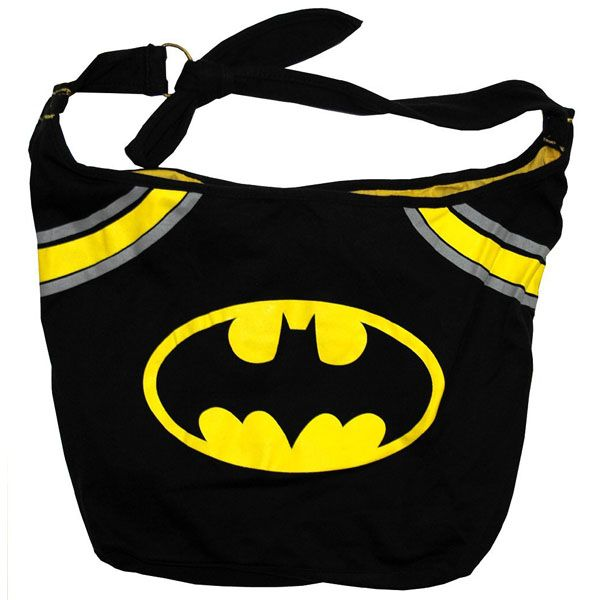 Batman DC Comics Logo Super Hero Bag