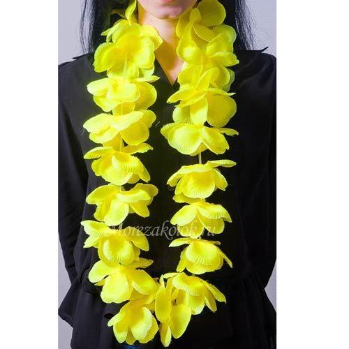 Гавайские гирлянды с цветами.Лей,Цветочные бусы