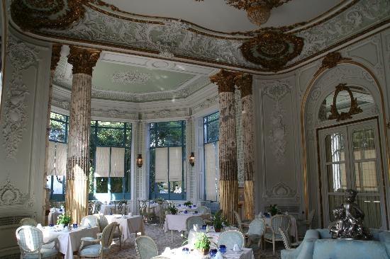 «Vale flor» Palace Hotel Lisboa, restaurant. Amazing!