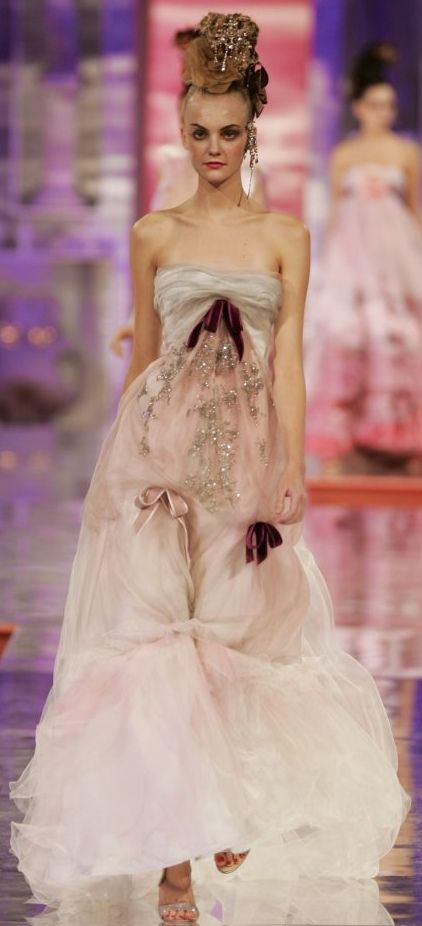 2005 Christian Lacroix Haute Couture Spring-Summer