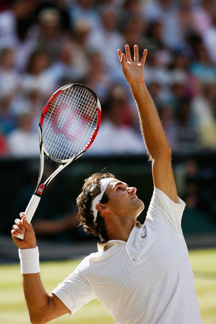 Tennis...Roger Federer