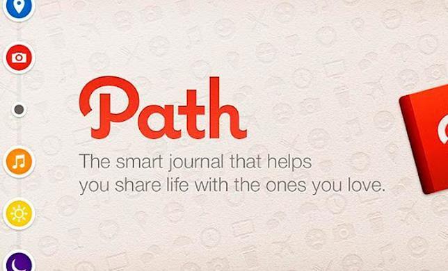 Все больше информации в новостных потоках появляется о мобильном приложении Path. Оно было запущено в ноябре 2010 года. Компания, базирующаяся в Сан-Франциско, основана одним из создателей Napster и Snocap Шоном Фаннингом (Shawn Fanning) и Дейвом Мориным (Dave Morin), успевшим до Path поработать в Apple и Facebook. Сервис создан специально для мобильных устройств и работает на смартфонах iPhone и Android.