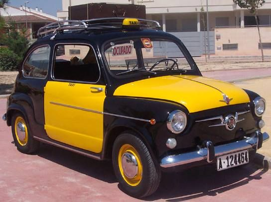 Seat 600 de Barcelona