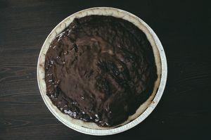 chocolate cream // © Betsey Wilson