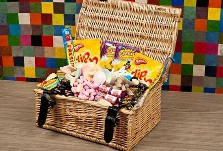 Retro Sweet Hamper - Image 1