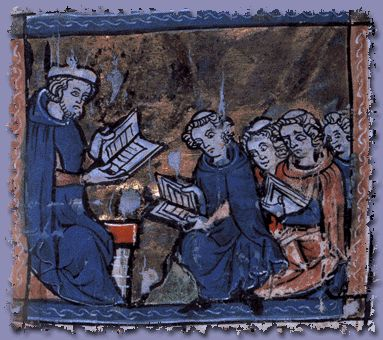 an analysis of the portrayal of the middle ages The second chapter will analyse and discuss two members of the regular clergy   during the first part of the middle ages, the greek texts on physiognomy were.