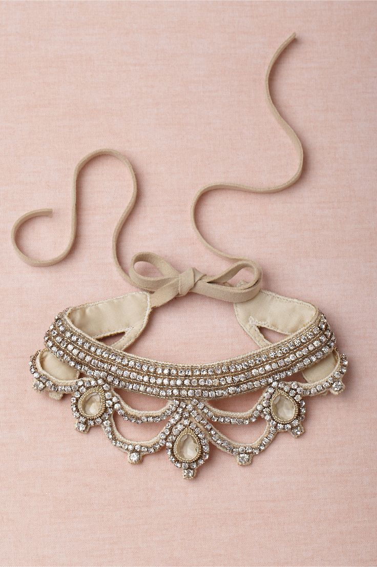Queen Consort Collar from BHLDN