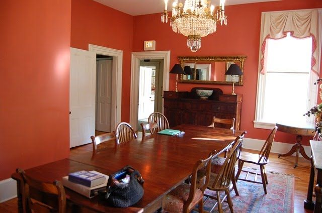 Dining room paint color house design inspiration pinterest Victorian dining room colors