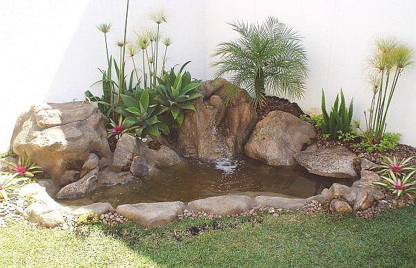 Idéias para campos e jardins: Modelos de Lagos de Jardim: