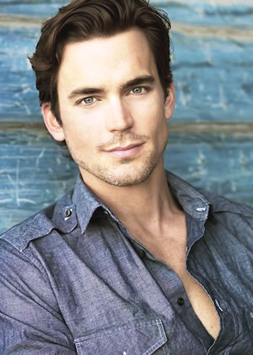 Matt Bomer - Known for his role as Nick Cafferty on 'White Collar'.