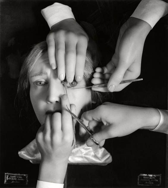 Herbert List's Surreal And Gruesome Photographs From The Mid 20th Century