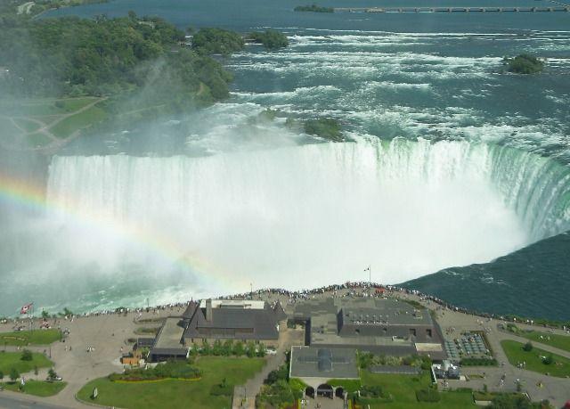 Embassy Suites by Hilton Niagara Falls Fallsview Hotel  Niagara Falls, Ontario, Canada