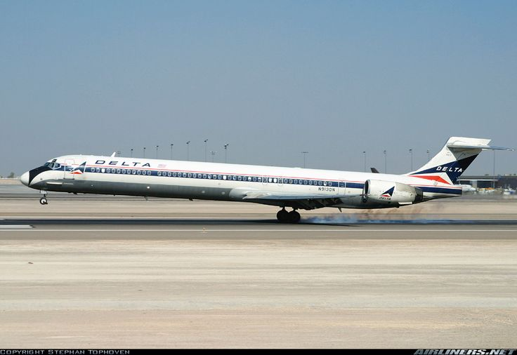 McDonnell Douglas MD-90-30 - Delta Air Lines