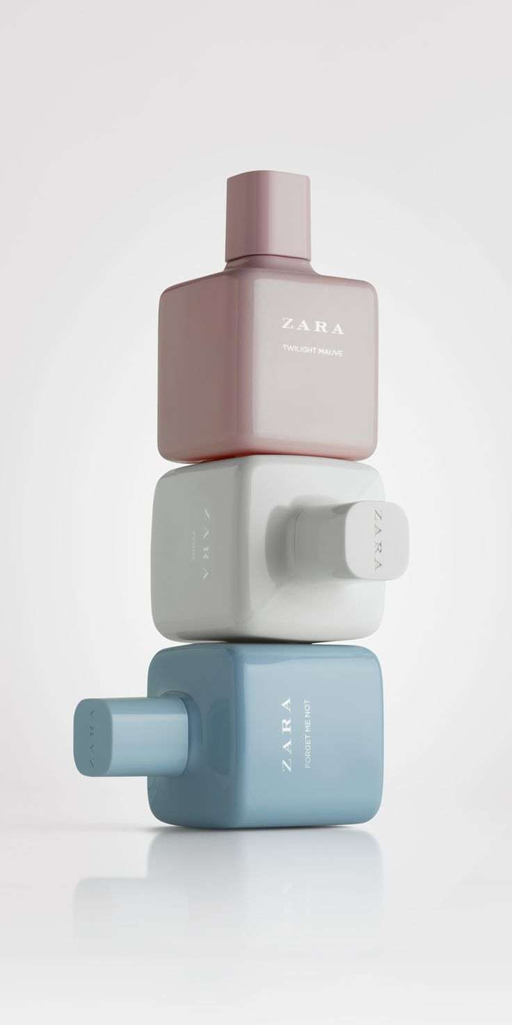 """Zara approached us to redesigntheir""""best seller"""" women's fragrance range. The brief asked that the new design be an evolution of the previous one, with the intention that customers continue to recognize the collection. They asked us to focus on the bottle and cap and to make very little changes to the box. Previously the bottle … Continued"""