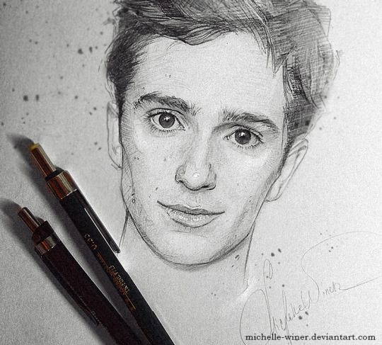 Teddy Lupin  by Michelle's world of art