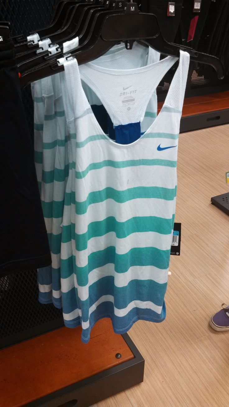 Nike tank top-$50. Sports authority. Size M please :) PLEASE PLEASE PLEASE