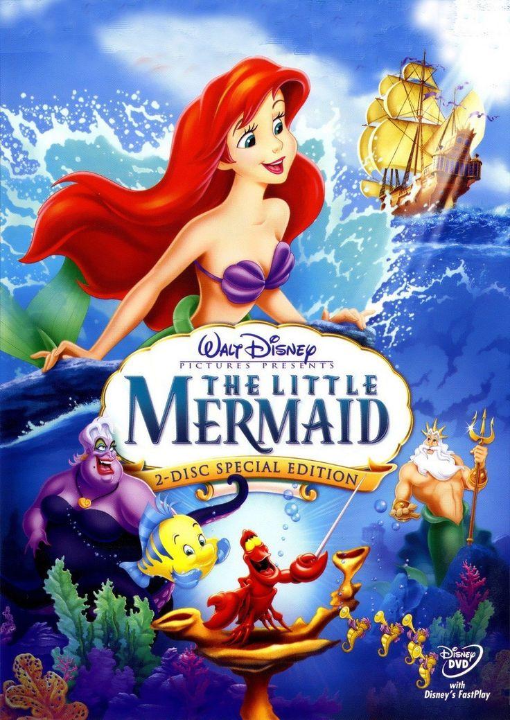 The Little Mermaid: Little Mermaids, Mermaid 1989, The Little Mermaid