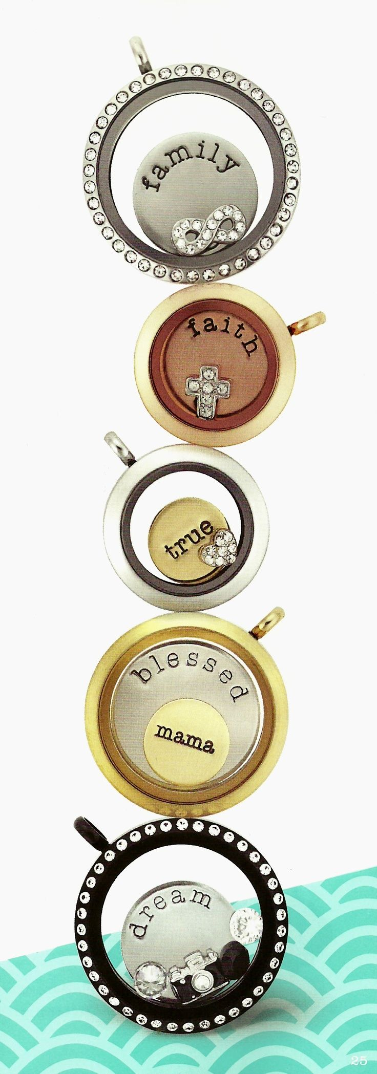Silver, gold, rose gold. chocolate or black locket?? LOVE them all from Origami Owl. Keep your design simple. www.lizullery.origamiowl.com