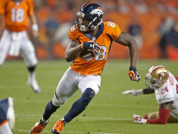 Broncos WRs Start Season With Question Marks - TPS  Ever since Peyton Manning joined the Denver Broncos three seasons ago, the Broncos have been known for their high-scoring offense. Most of the credit for the success of this offense needs to go to Manning himself and his.....