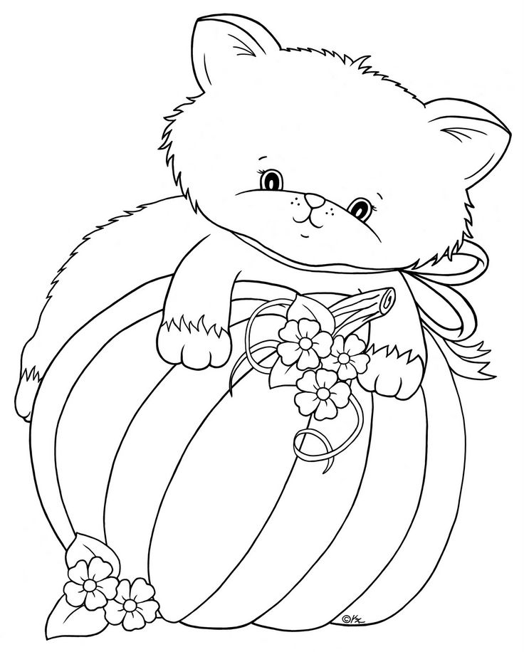 108 best Halloween Coloring Pages images on Pinterest