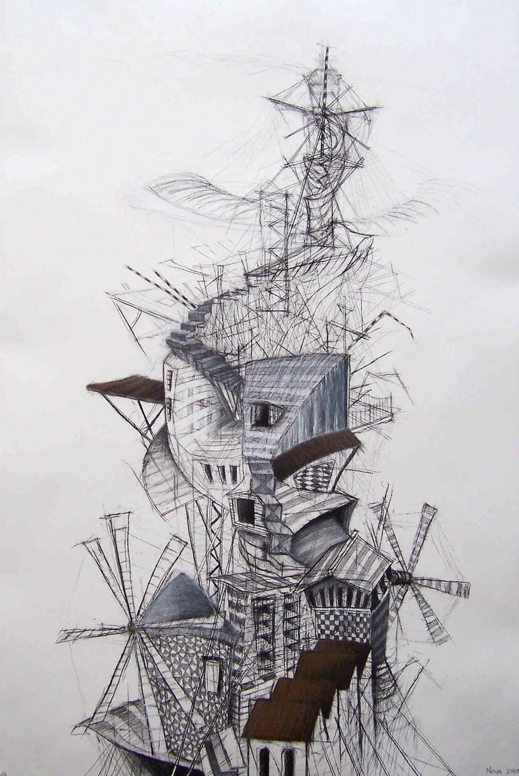 Invisible Cities III by Stephen Nova