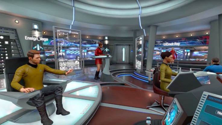 Star Trek: Bridge Crew Official Dev Diary: Non-VR Patch You now don't have to own a headset to play the game on PC and PlayStation 4. December 22 2017 at 03:12PM  https://www.youtube.com/user/ScottDogGaming