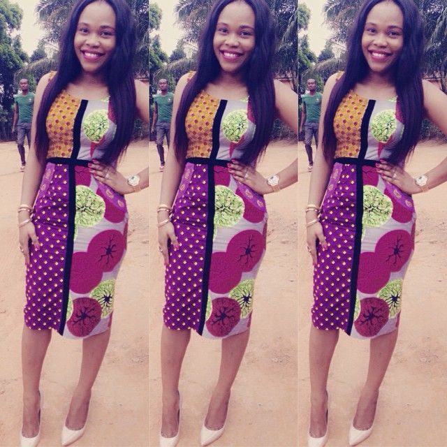 Yes, we excitedly bring to you these admirable Ankara styles…Easter Edition! It's always a good day for us at…