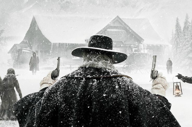 Need motivation to get you moving after your holiday food coma? Look no further, because Quentin Tarantino's The Hateful Eight is here to help. If what is sure to be another phenomenal, albeit controversial, addition to Tarantino's cinematic resume isn't enough to get out off your parents' couch and into the nearest movie theatre, then let the costumes persuade you. A truly […]