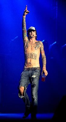 Something about Mr.Tommy Lee... Motley Crue