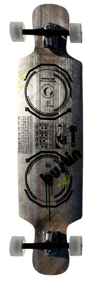 Bustin Boombox 38 Thermo Glass Longboard