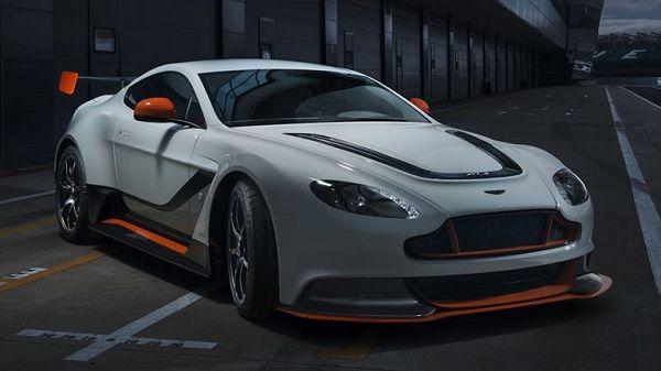2016 Aston Martin Vantage GT12