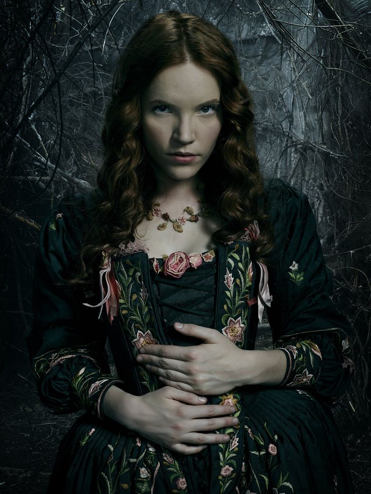 Tamzin Merchant as Anne Hale in 'Salem' (2014-)