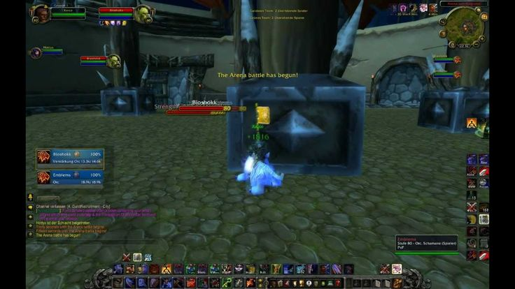 amazing  World of Warcraft  Prot Warrior PvP lv80 Xarco