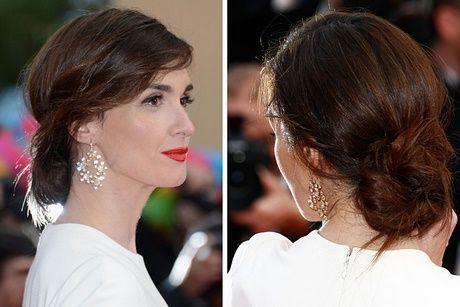 Updos loose in the neck # hairstyles # hairstyles2018 #styles and facets #styles #frisurenhalblang #frisurenkurzehaare # hairstyle short hair #frisuren …