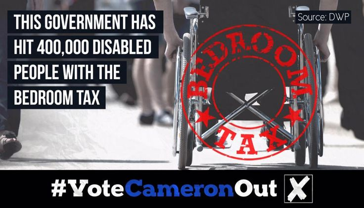 The Bedroom Tax is a cruel policy that hits the most vulnerable in Britain. Labour will scrap it. #VoteCameronOut