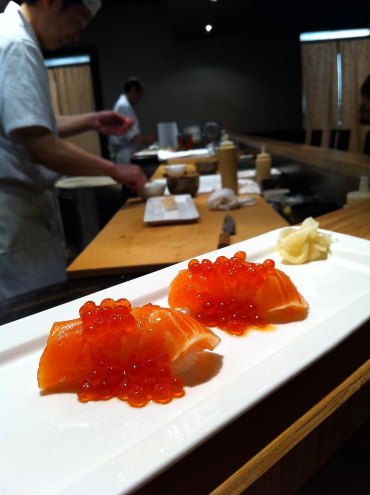 Kaji Sushi... hands down THE best #sushi restaurant in #Toronto