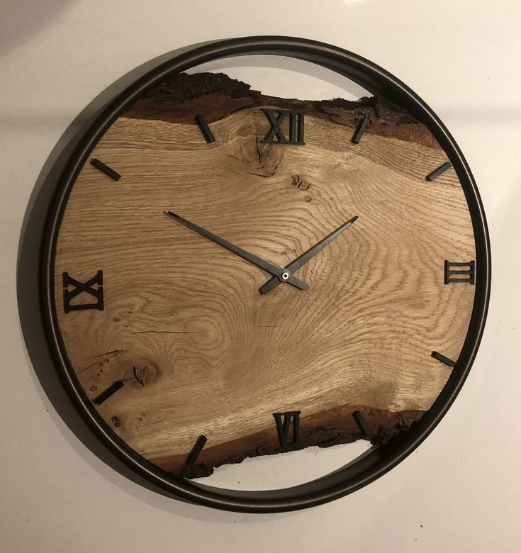Klan Holzdesign Wall Clocks Klan Holzdesign Wanduhren Diy