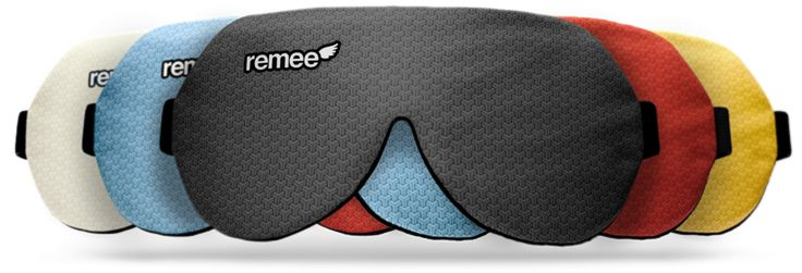 Remee - The world's first comfortable, affordable lucid dreaming sleep mask.