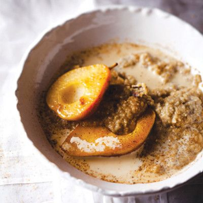 Taste Mag | Sweet quinoa cooked in almond milk @ http://taste.co.za/recipes/sweet-quinoa-cooked-in-almond-milk/
