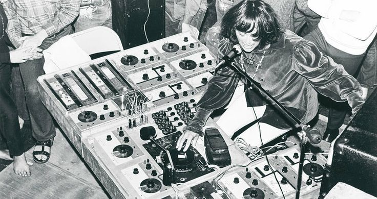 Synth-Aesthesia: Silver Apples & The Simeon | By James Singleton