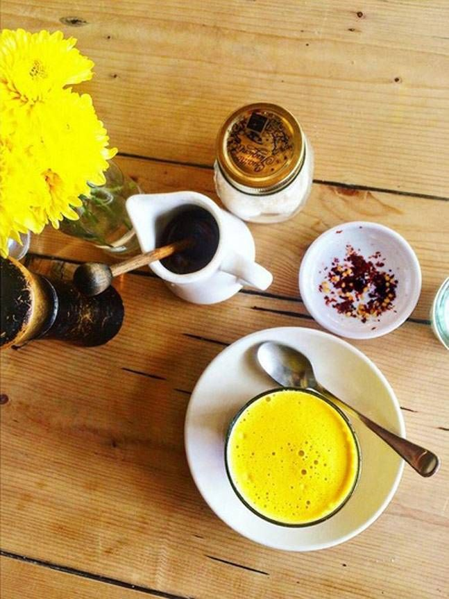 Turmeric latte, anyone? Yes, haldi milk is the new global food trend : Buzz, News - India Today