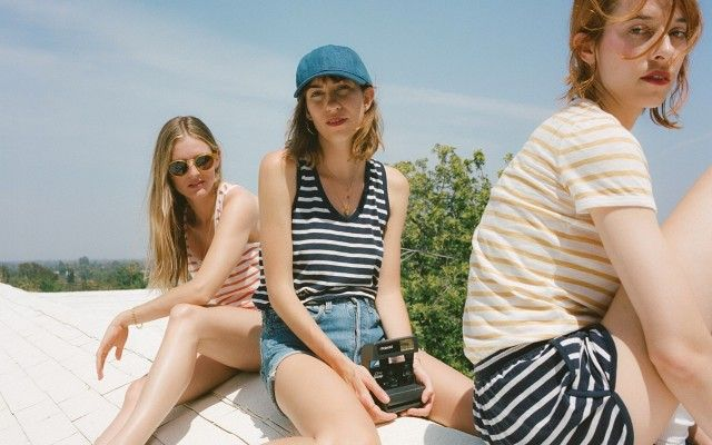 Just In: Shop Everlane's Perfect New Collab With Gia Coppola | WhoWhatWear