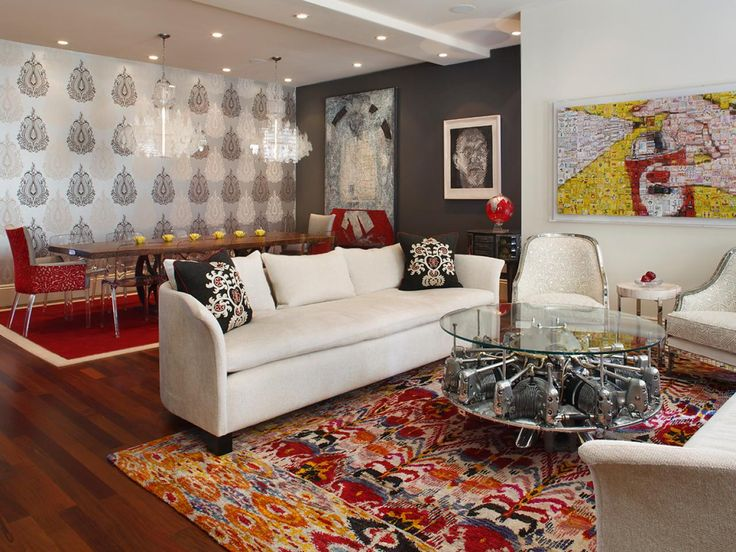 474 best edgy glam interior design images on pinterest for Edgy living room ideas