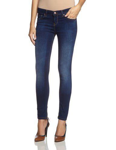 LTB Jeans Damen Jeans 50449 / Isabella Skinny / Slim Fit (Röhre) Normaler Bund LTB