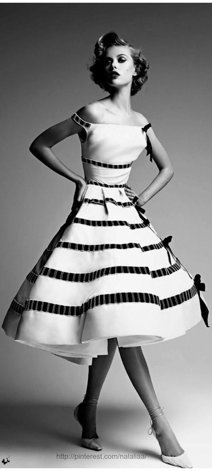 Frida Gustavvson for Dior <3 na